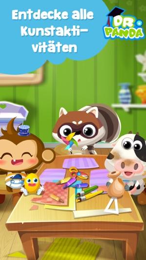 Dr. Pandas Kunstunterricht Screenshot