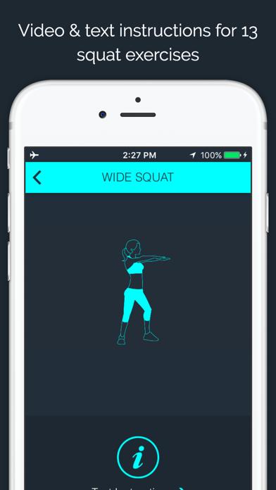 30 Day - Squat Challengeのおすすめ画像3