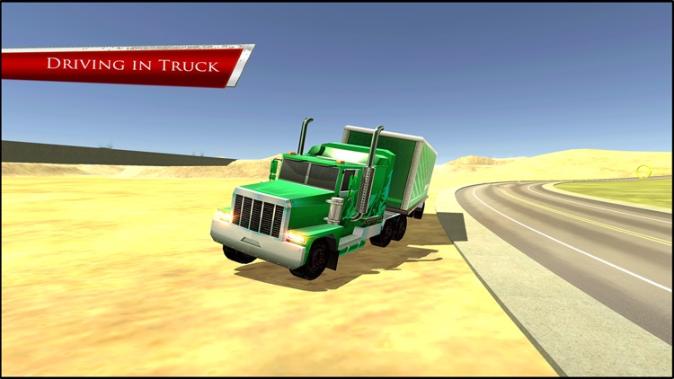 Driving In Truck : Free Play Racing Simulation