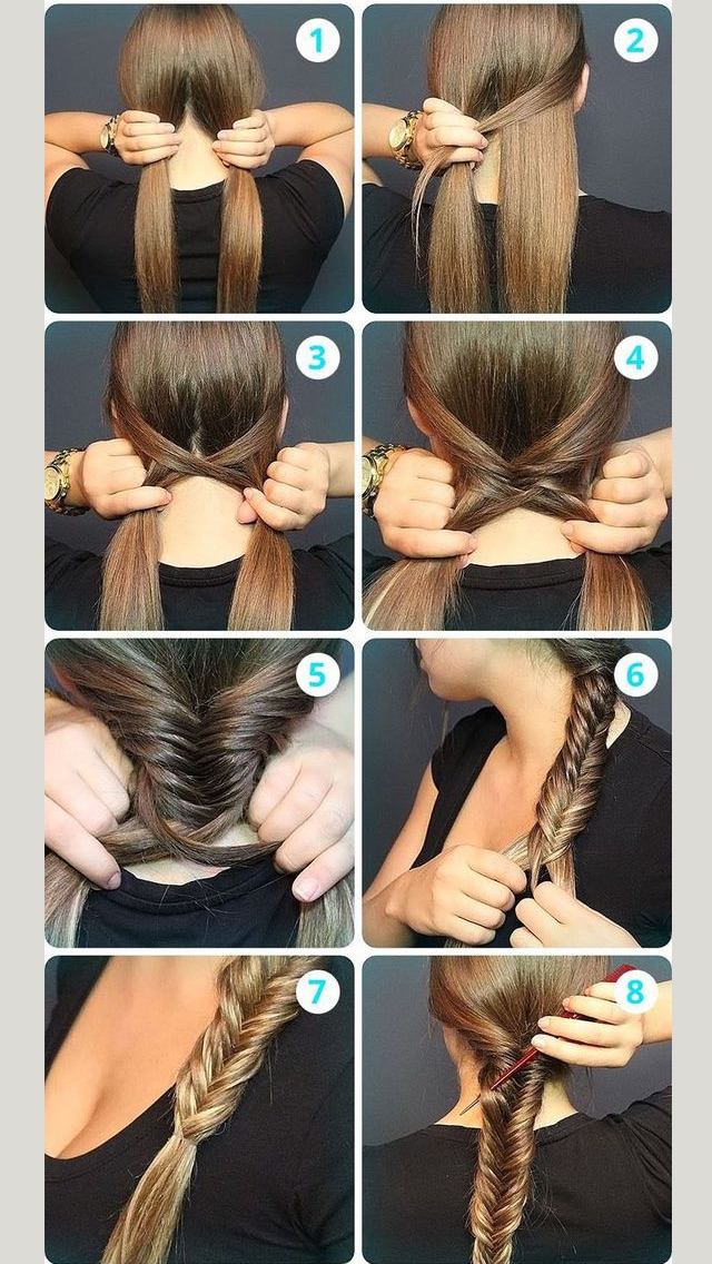 Hair Style For Girls Step By Step App Price Drops