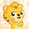儿童故事童谣-金宝贝的童话成语故事小时光,亲子儿歌启蒙动画