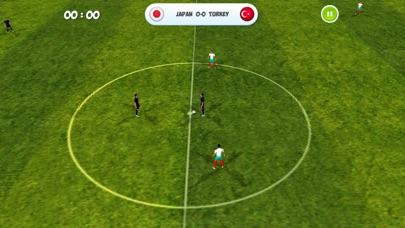 ワールド サッカー トーナメント 3D - サッカーゲームのスクリーンショット5