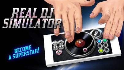 Real DJ Simulatorのおすすめ画像1