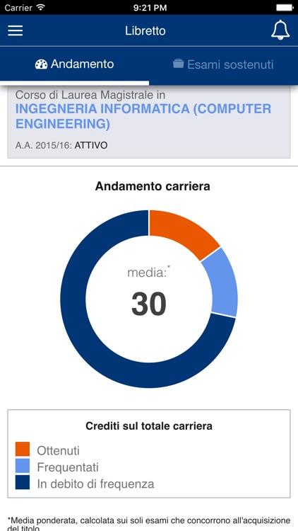 PoliTO App screenshot-4