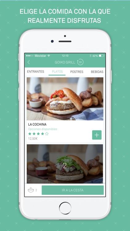 Take Eat Easy - Comida a domicilio