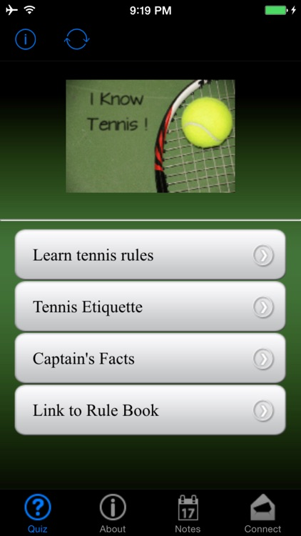 IKnowTennis! screenshot-1
