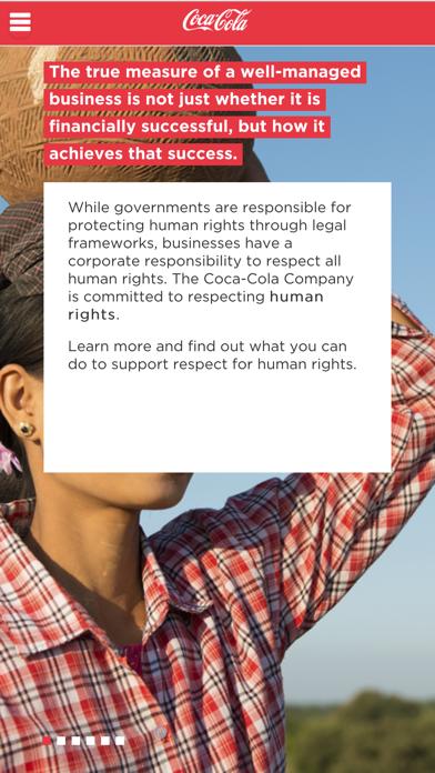 Coca-Cola Human Rightsのおすすめ画像4