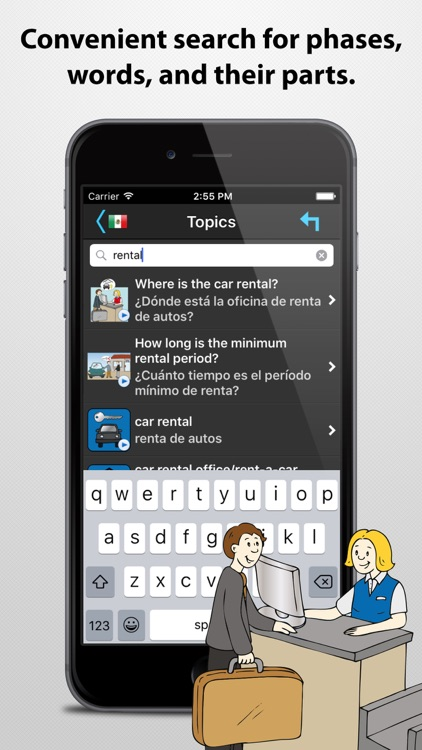 Phrasebook - over 30 languages screenshot-4