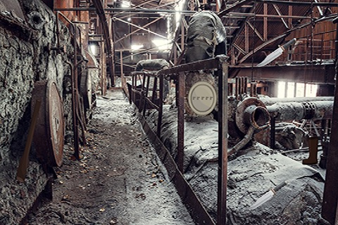Ruined Factory Escape - náhled