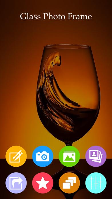 Glass Photo Frame screenshot one