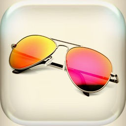 Glasses Photo Booth - Sunglass Photo Effect for MSQRD Instagram ProCamera SimplyHDR
