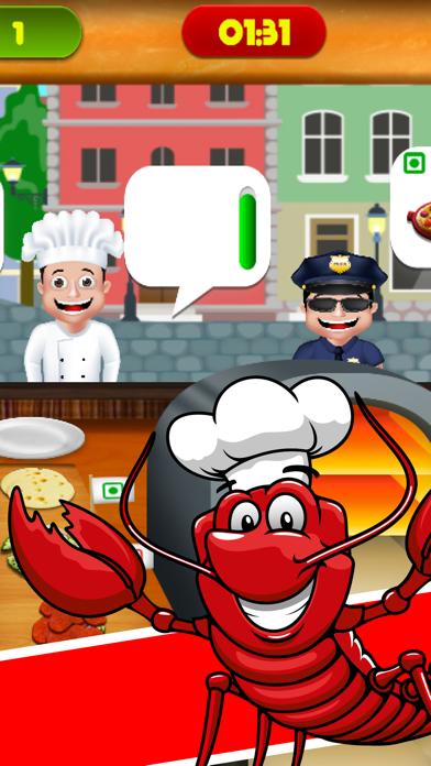 Chef Maestro Rescate - Administración De Restaurantes Y Cocina Juegos Gratis Para Niños NiñasCaptura de pantalla de2