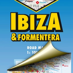 Ibiza. Road map