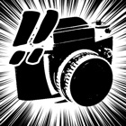 Manga Comic Camera - Create comic-style photos with effects and filters. icon