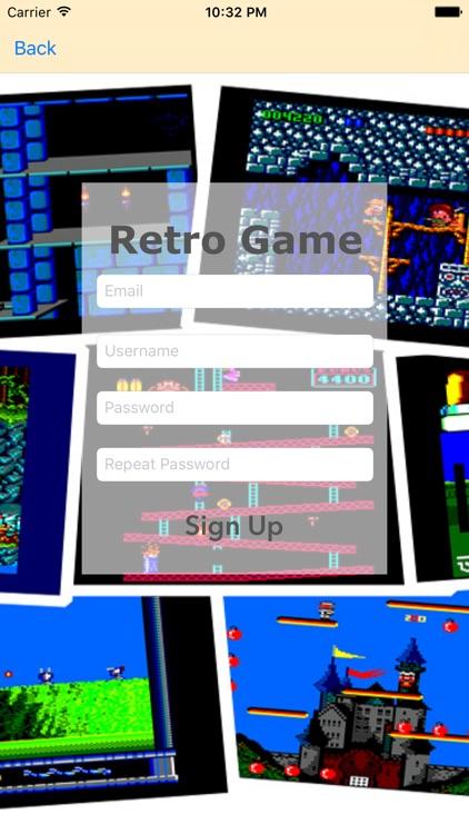 Retro Game Amstrad