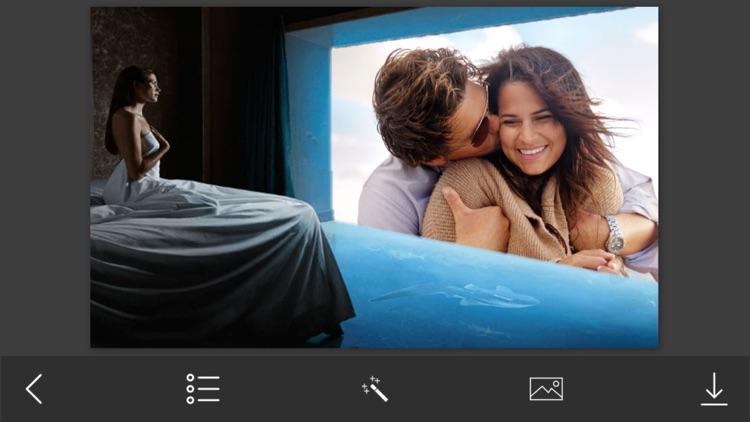 Bedroom Photo Frames - Instant Frame Maker & Photo Editor screenshot-3