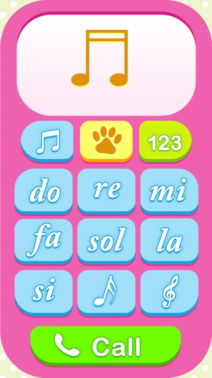 Kids Music Phone screenshot-3