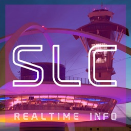 SLC AIRPORT - Realtime, Map, More - SALT LAKE CITY INTERNATIONAL AIRPORT