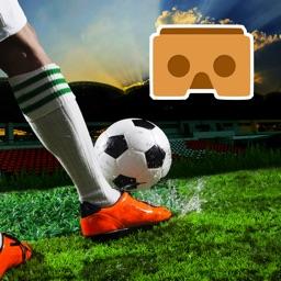 VR Soccer Juggling for Google Cardboard