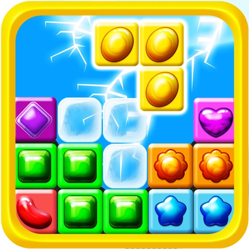 Candy Block Mania - A Cute And Addictive Puzzle Game for kids