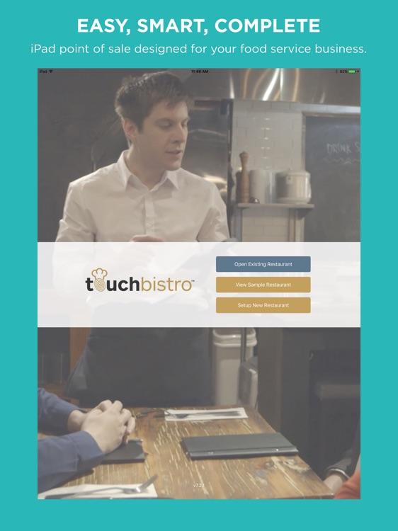 TouchBistro Point of Sale