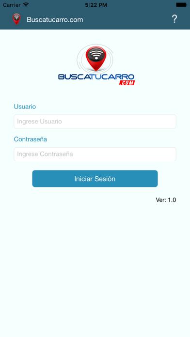 BuscaTuCarroCaptura de pantalla de1