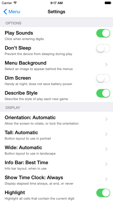:) Sudoku + screenshot four