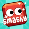 Smashy Block-don't stop moving & eat every green block& smash the biggest one