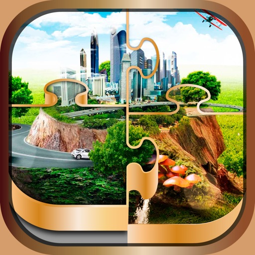Best Jigsaw Puzzle Game.s – Train Your Brain With Memory Challenge for Kids and Adults