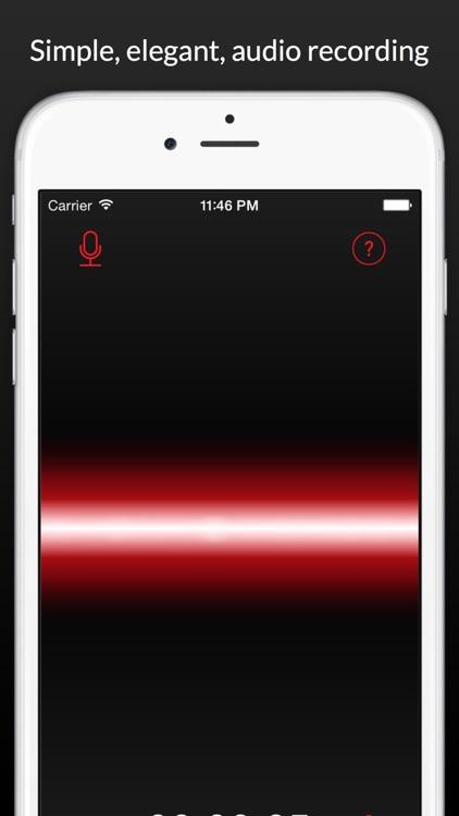 SimpleMic: Audio Recorder & Voice Memos