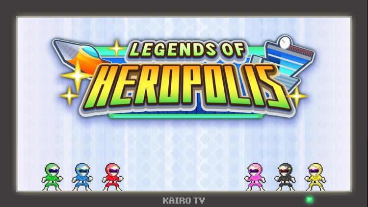 Legends of Heropolis screenshot-4