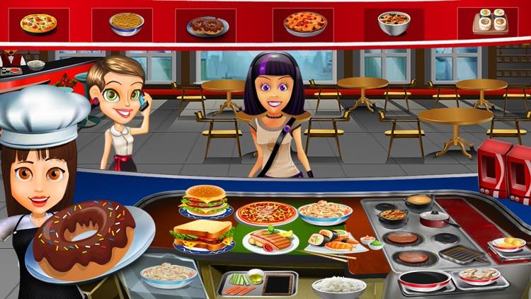 My Sushi Cafe : Food Maker Cooking games for kids