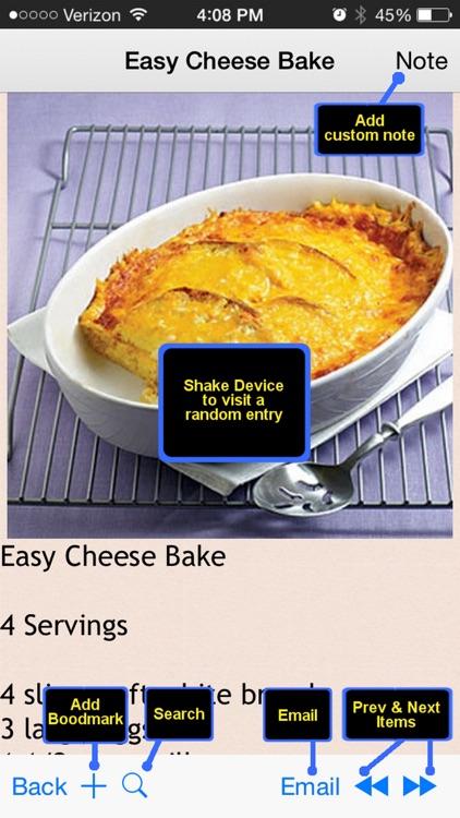 500 Baking Recipes screenshot-3