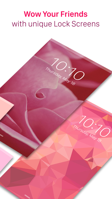 Pink Wallpapers & Backgrounds ™ Proのおすすめ画像5