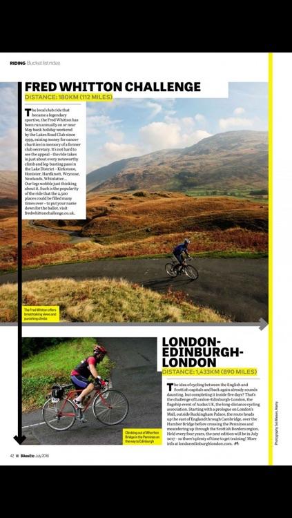 Bikes ETC Magazine Replica