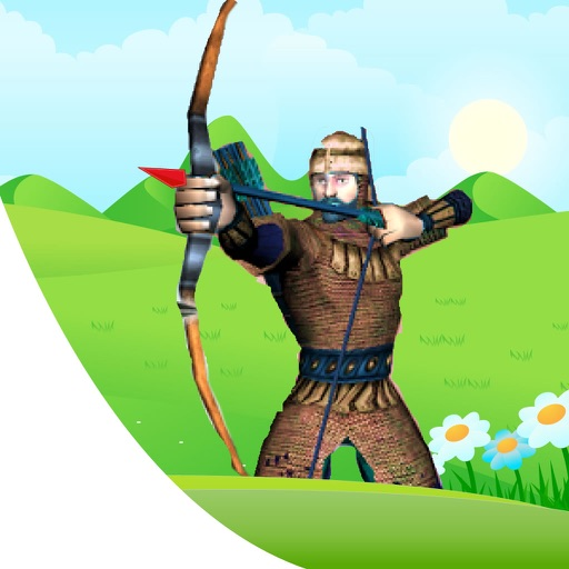 Arrow Trigger - Archery Game Best icon