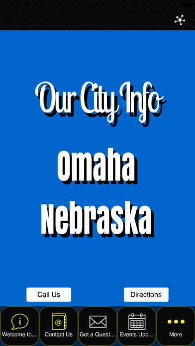 Omaha City Info