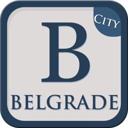Belgrade Offline City Travel Guide