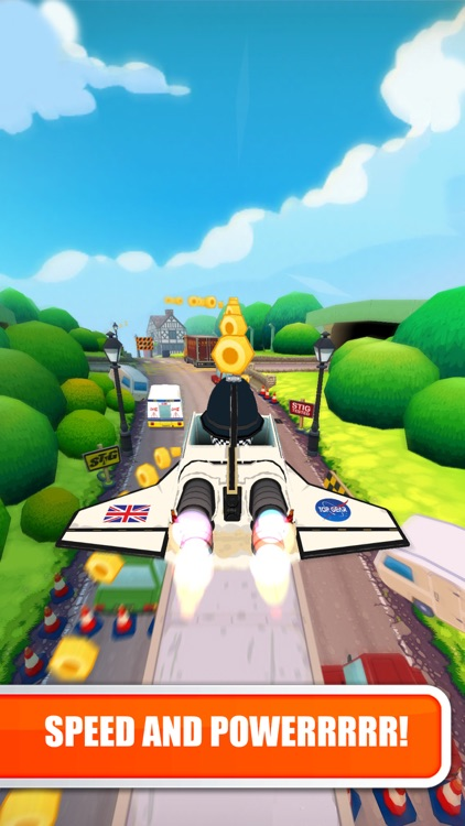 Top Gear: Race the Stig screenshot-3