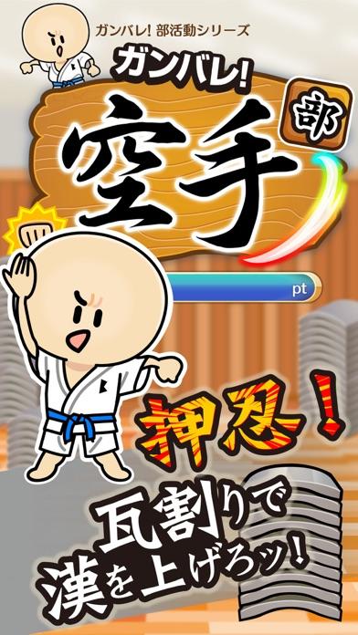 ガンバレ!空手部 - 人気の暇つぶしスポーツゲーム!紹介画像1