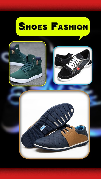 Men Shoes screenshot-3
