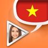 ベトナム語ビデオ辞書 - 翻訳機能・学習機能・音声機能