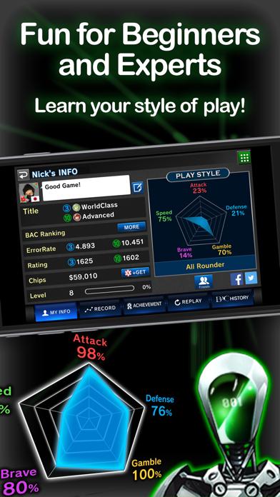 Backgammon Ace – Multiplayer Board Game & Dice screenshot four