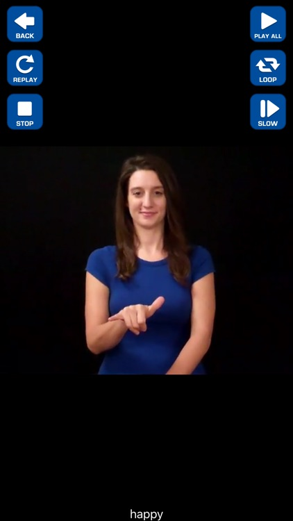 ASL Fingerspell American Sign Language Dictionary screenshot-4
