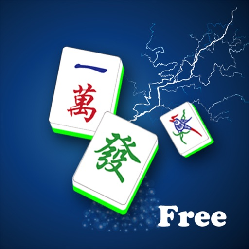 Mahjong Link Free for iPad icon