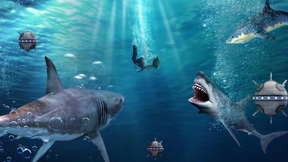 Shark Attack Revenge on Innocent Fisherman Boats Free Fishing Games Cheat Codes