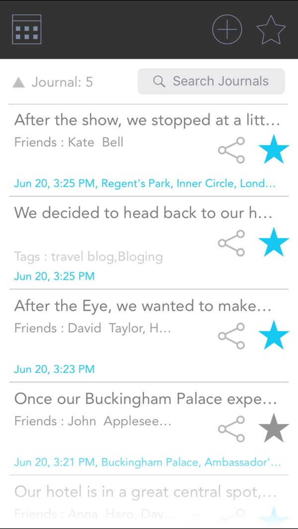 Travel Journal -Pocket Edition on the AppStore