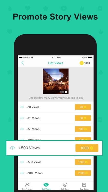 Get & Find 10000 Friends & Views for Snapchat - Add Friend