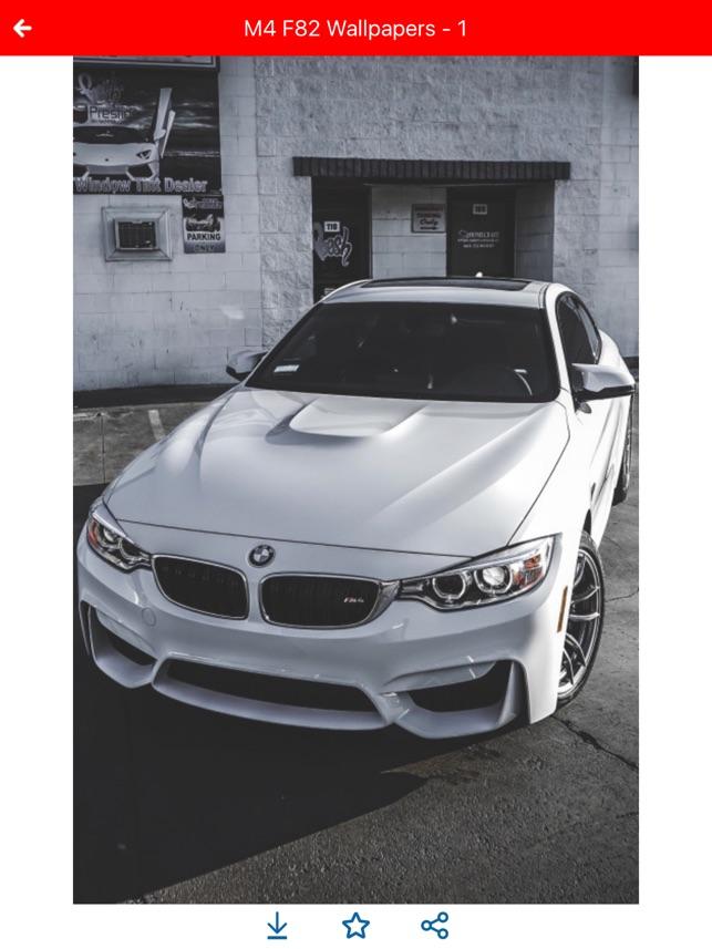 Hd Car Wallpapers Bmw M4 F82 Edition Dans L App Store