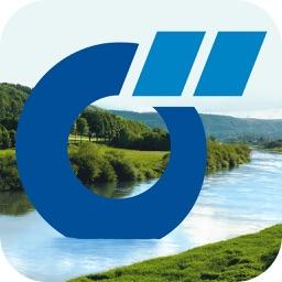 Weserbergland-App von Das Örtliche – Der mobile Reise- und Freizeitführer für das Weserbergland